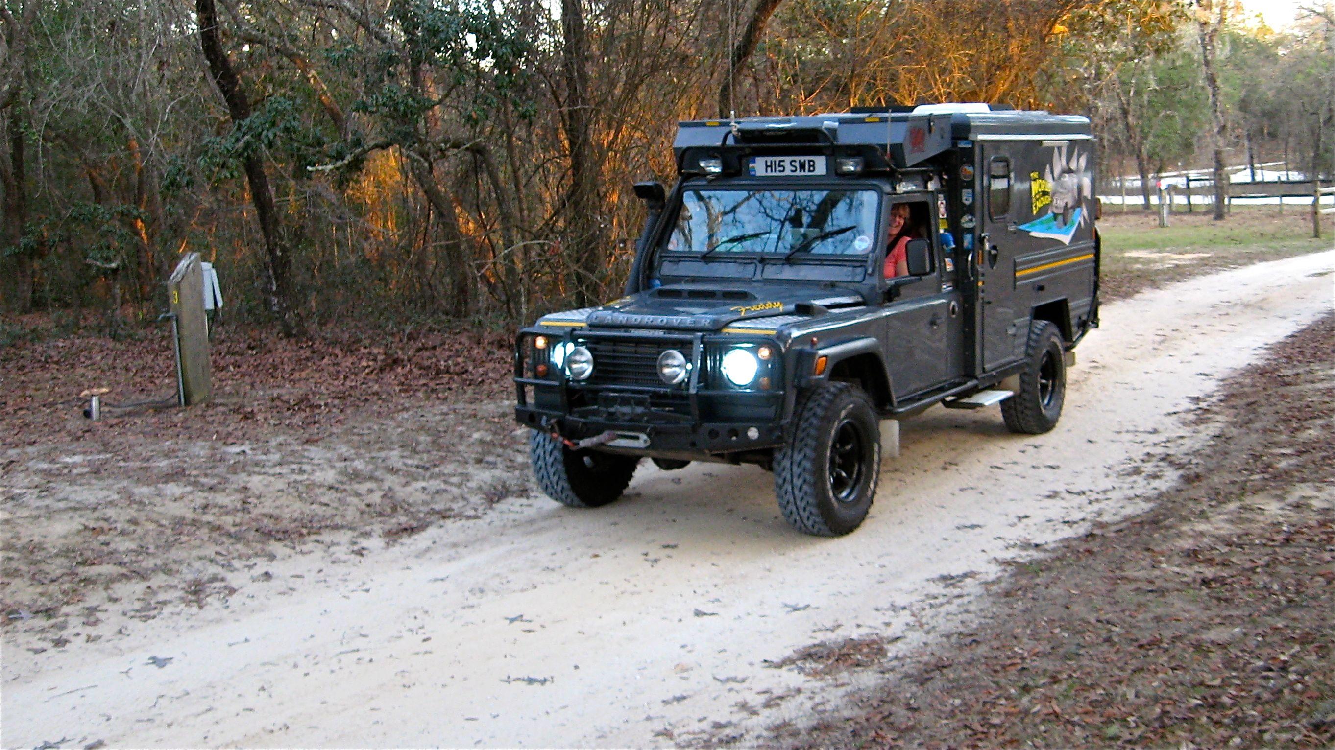 Land Rover Defender Five Spoke Wheel